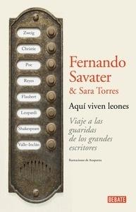 Libro: Aquí viven leones - Savater, Fernando