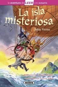 Libro: La isla misteriosa - Verne, Julio