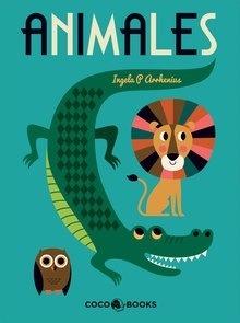 Libro: Animales - P. Arrhenius, Ingela