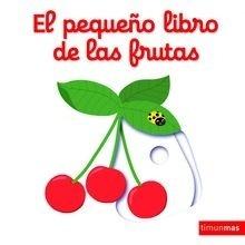 Libro: El pequeño libro de las frutas - Choux, Nathalie