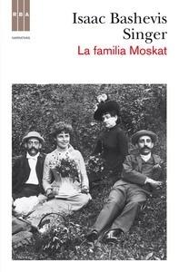 Libro: La familia Moskat - Singer, Isaac Bashevis