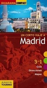 Libro: MADRID  -guiarama-  2016 - Martínez Reverte, Javier
