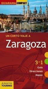 Libro: ZARAGOZA  -guiarama-  2016 - Roba, Silvia
