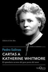 Libro: Cartas a Katherine Whitmore - Salinas, Pedro