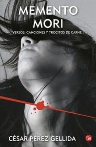 Libro: Memento mori - Pérez Gellida, César
