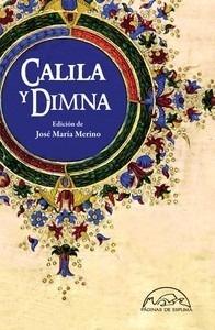 Libro: Calila y Dimna - Anonimo