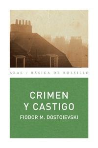 Libro: Crimen y castigo - Dostoyevski, Fiodor Mijailovich