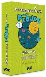 Libro: Los Superpreguntones Para peques. Universo - Larousse Editorial