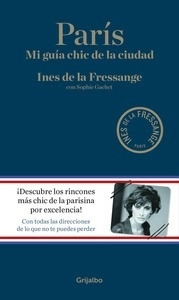 Libro: París 'Mi guía chic de la ciudad' - De La Fressange Ines