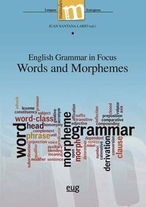 Libro: English Grammar in Focus Words and Morphemes - Santana Lario, Juan