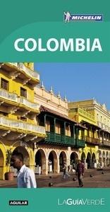 Libro: COLOMBIA   (La guía verde)2016 -