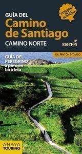 Libro: Guía del Camino de Santiago -Camino del Norte-   2016 - Pombo Rodríguez, Antón