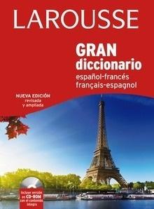 Libro: Gran Dicc. Español Frances / Frances Español - ., .