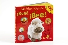 Libro: Sonidos sorpresa - ¡Bee! ¡Bee! - Sirett, Dawn