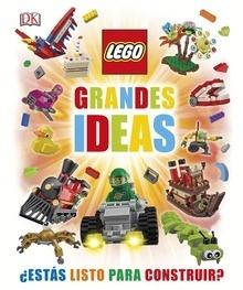 Libro: LEGO  Grandes ideas - Varios Autores