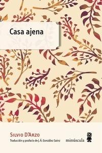 Libro: Casa ajena - D' Arzo, Silvio