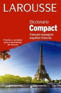 Libro: Diccionario Compact español-francés / français-espagnol - Larousse Editorial
