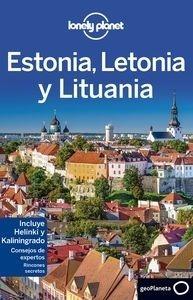 Libro: ESTONIA, LETONIA Y LITUANIA  -2016- - Dragicevich, Peter