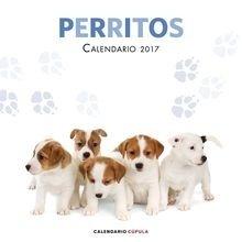 Libro: Calendario Perritos 2017 - VV. AA.