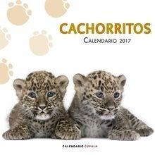 Libro: Calendario Cachorritos 2017 - VV. AA.