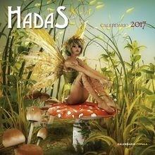 Libro: Calendario Hadas 2017 - VV. AA.