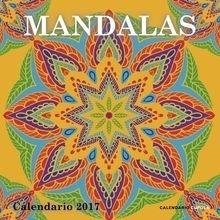 Libro: Calendario Mandalas 2017 - VV. AA.