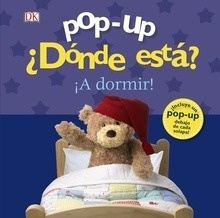 Libro: Pop-up. ¿Dónde está? ¡A dormir! - Sirett, Dawn