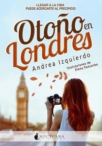 Libro: Otoño en Londres - Izquierdo Fernández, Andrea