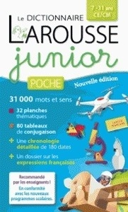 Libro: Larousse junior poche 7/11 CE/CM - Collectif