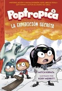 Libro: La expedición secreta (Poptropica 2) - Chabert, Jack