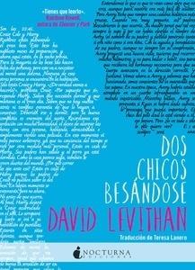Libro: Dos chicos besándose - Levithan, David
