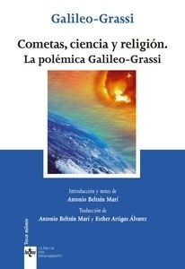 Libro: Cometas, ciencia y religión 'La polémica Galileo-Grassi' - Galilei, Galileo