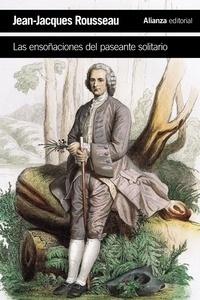 Libro: Las ensoñaciones del paseante solitario - Rousseau, Jean-Jacques