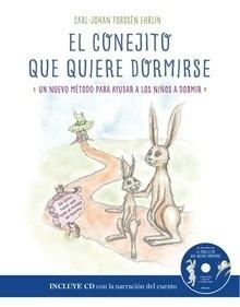 Libro: El conejito que quiere dormirse  (+CD) - Forssén Ehrlin, Carl-Johan