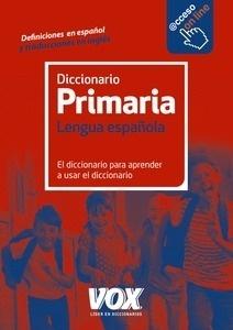 Libro: Diccionario de Primaria - ., .