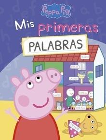 Libro: Mis primeras palabras (Peppa Pig) - ., .