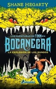 Libro: Bocanegra II. La explosión de los mundos - Hegarty, Shane