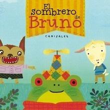 Libro: El sombrero de Bruno - Canizales