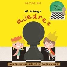 Libro: Mi primer ajedrez '(Incluye las piezas y el tablero)' - Geis Conti, Patricia