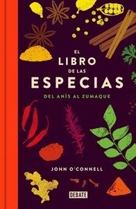 Libro: El libro de las especias 'Del anís al zumaque' - Connell, John