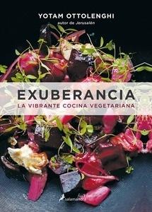 Libro: Exuberancia: La vibrante cocina vegetariana - Ottolenghi , Yotam