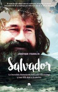Libro: Salvador 'La increíble historia de Salvador Alvarenga y sus 438 días a la deriva' - Franklin, Jonathan