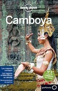 Libro: CAMBOYA   Lonely Planet -2016- - Ray, Nick