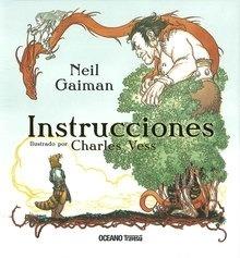 Libro: Instrucciones - Gaiman, Neil