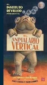 Libro: El Animalario Vertical - Murugarren Barrio, Miguel