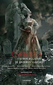 Libro: Carmilla y otros relatos de mujeres vampiro - VV. AA.