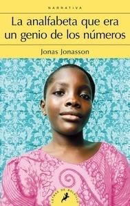 Libro: La analfabeta que era un genio de los números - Jonasson, Jonas