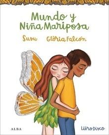 Libro: Mundo y Niña mariposa - Susu