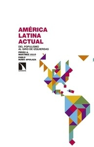 Libro: América Latina actual - Martínez Lillo, Pedro