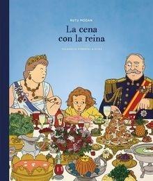 Libro: La cena con la reina - Modan, Rutu